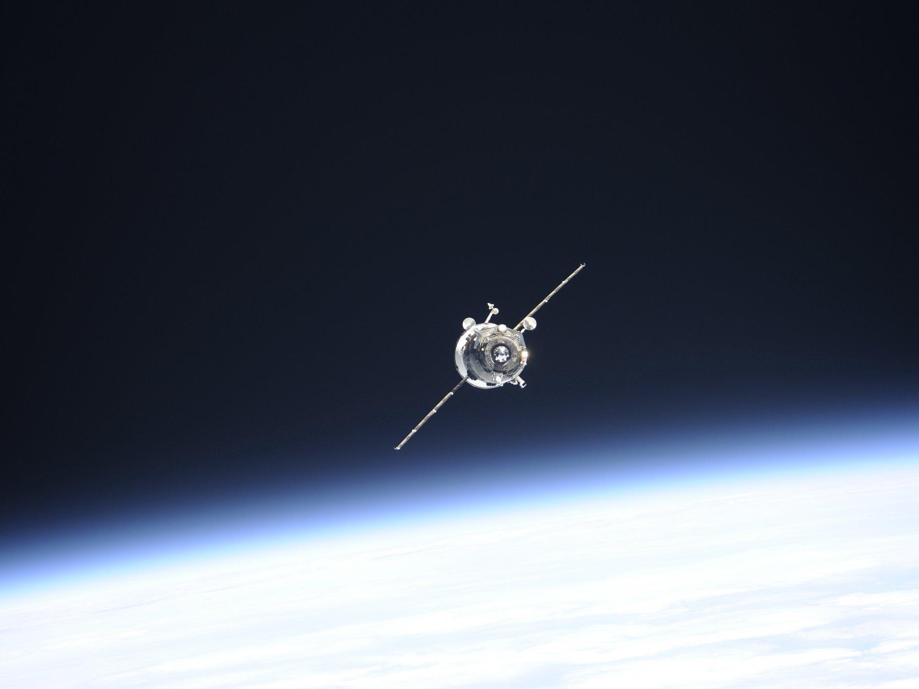 ВРоскосмосе назвали более вероятную причину крушения «Прогресса»