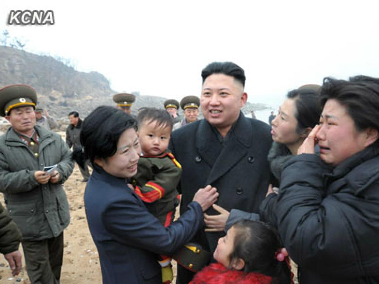 Ким Чен Ыннаградил создателей водородной бомбы