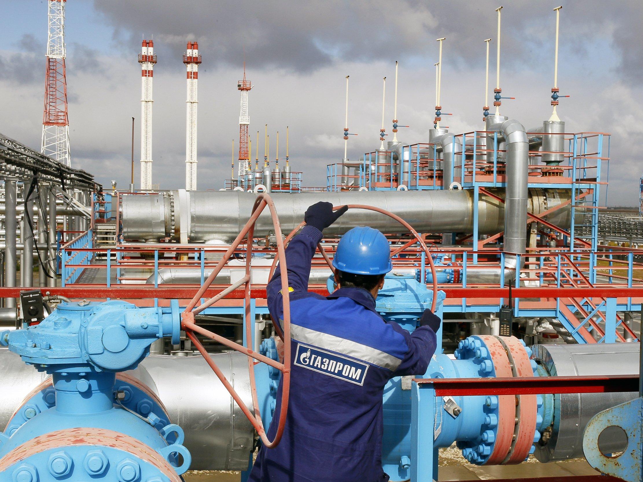 Государственная исполнительная служба Украины взыскала с«Газпрома» $3 млн