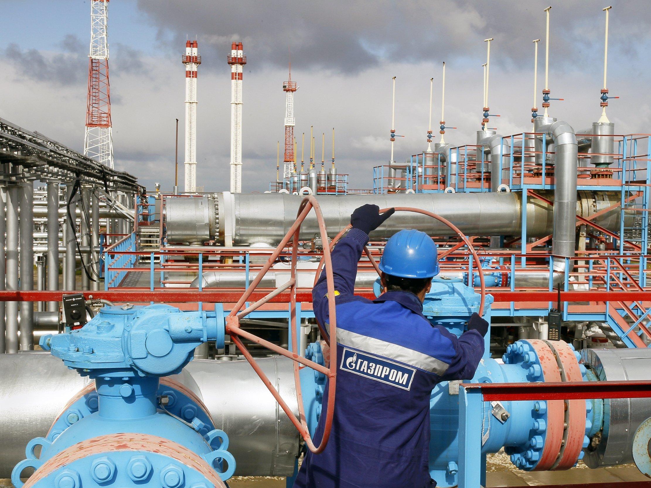 «Газпром» и«Нафтогаз» начали вести переговоры оновом договоре потранзиту газа