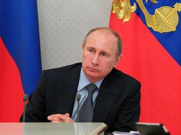 Путин отказался отприема вчесть инаугурации