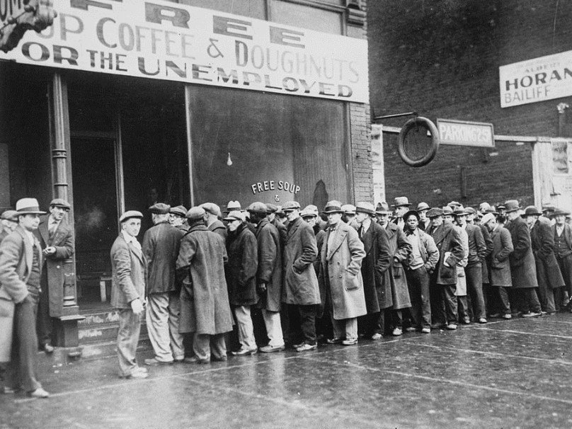 a comparison of policies of hover and fdr and causes of great depression in united states Start studying the great depression and cause of the great depression of the franklin d roosevelt and president herbert hoover is that roosevelt was.