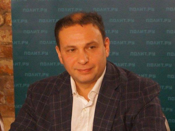 """Александр Долгин на публичной дискуссии """"Полит.ру"""""""