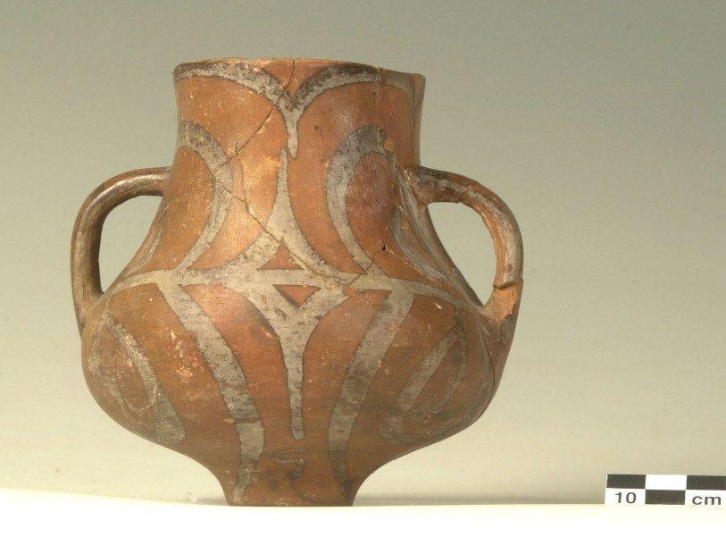 Неолитическая керамика из Дикили Таш