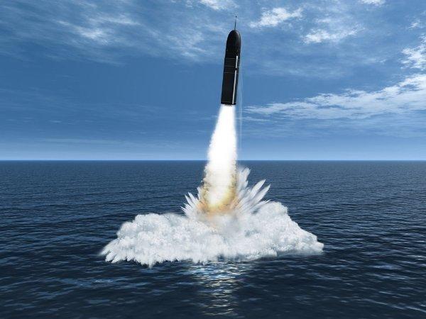 ядерные ракеты подводных лодок