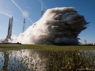 Atlas 5 rocket launches GPS 2F-4 satellite