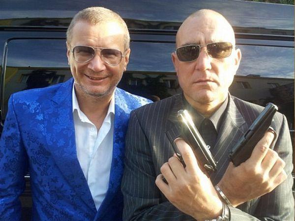 Андрей Ковалев и Винни Джонс. Фото официального сайта Ковалева