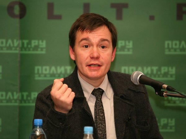 Михаил Соколов. Фото Наташи Четвериковой