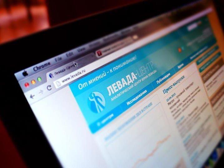 Сайт «Левада-центра» недоступен из-за хакерской атаки