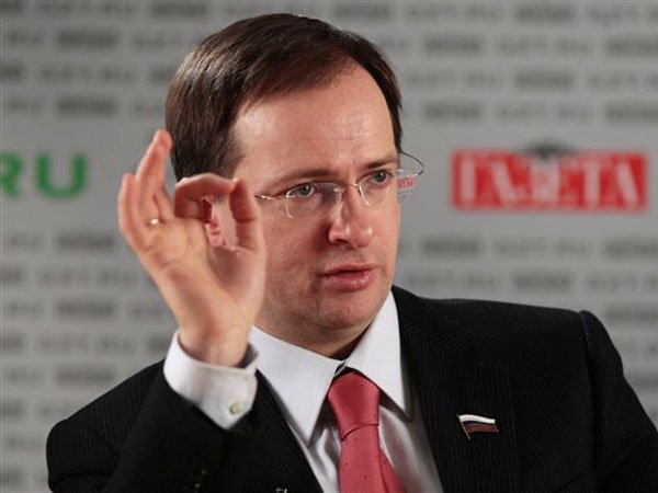 Наказание запиратство в Российской Федерации  резко ужесточат— Мединский