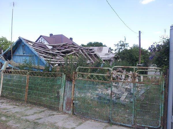 Дом на ул. Ленина в Крымске год спустя после наводнения