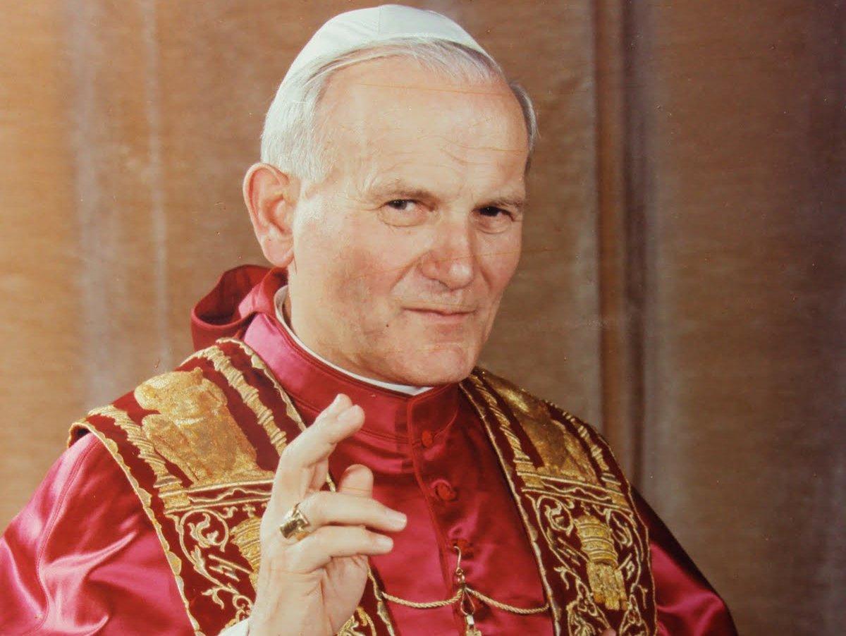 Папа Римский причислил к лику святых Иоанна Павла II , 5 июля 2013 – аналитический портал ПОЛИТ.РУ