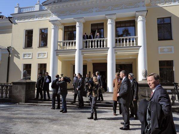 ВПетербурге ФСБ проводит обыски поделу орезиденции В. Путина