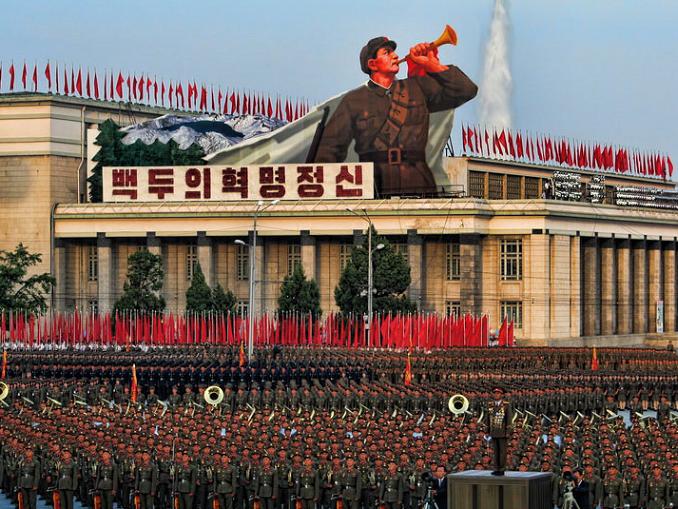 ЕСрасширил санкции вотношении КНДР