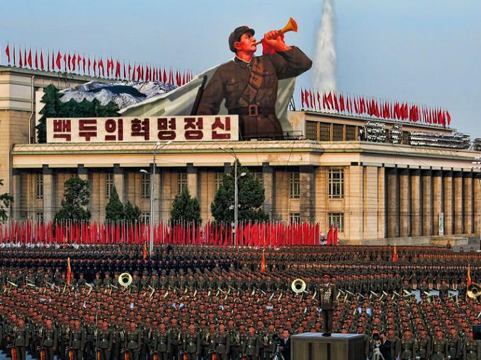 КНДР сообщила оготовности квоенному конфликту сСША