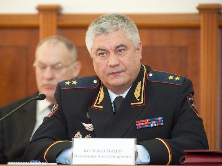 Колокольцев назвал более коррумпированные сферы в РФ