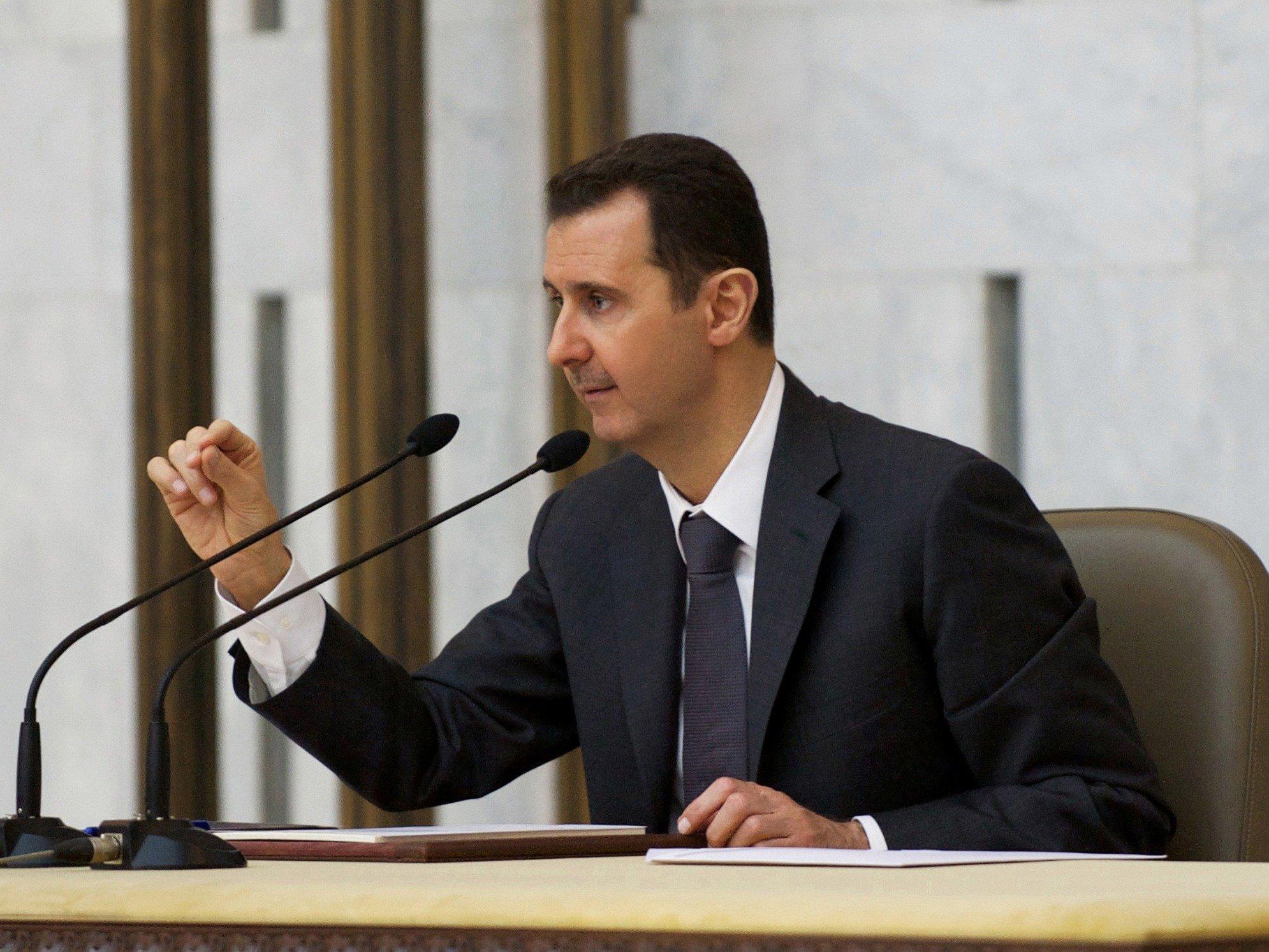 Три главных поста в руководстве Сирии заняли министры предыдущего кабмина