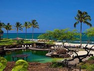 Пляж отеля Four Seasons Resort Hualalai at Historic Ka'upulehu