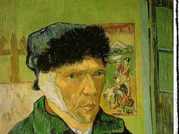 СМИ узнали, кому Винсент Ван Гог отдал отрезанное ухо
