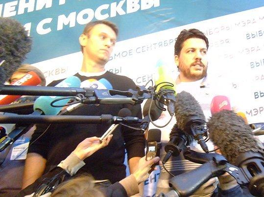Борец скоррупцией Навальный улетел наотдых воФранцию с супругой