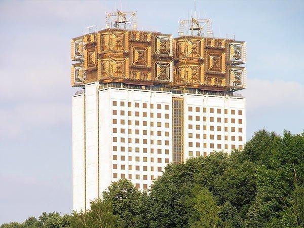 Президент внес в Государственную думу законодательный проект одеятельности РАН