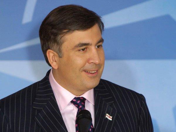 Саакашвили видит себя строителем новейшей Украины— Отец-основатель