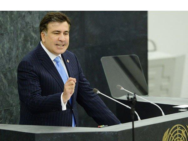 Саакашвили анонсировал замену обвинителя Одесской области