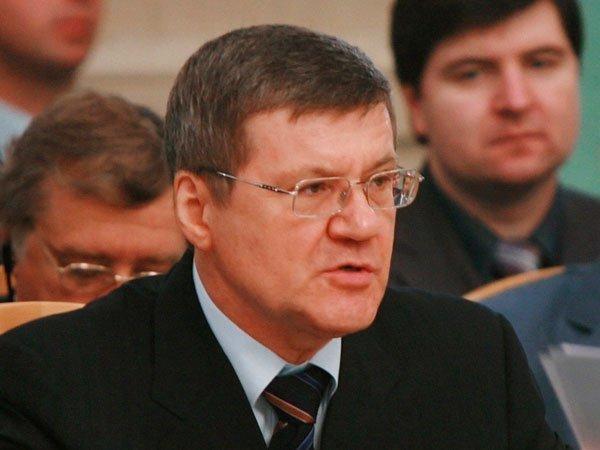 Юрий Чайка