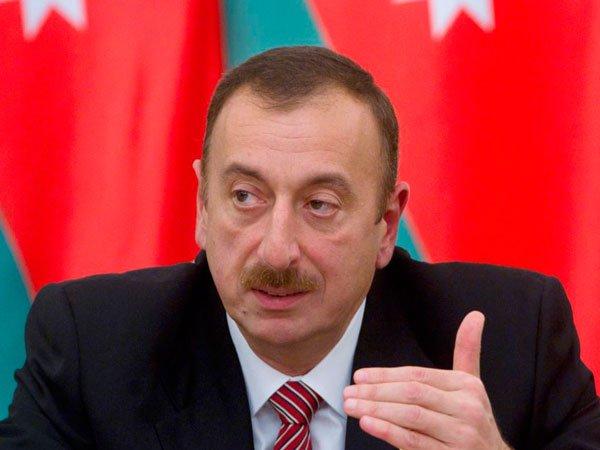 Ильхам Алиев назначил свою супругу Мехрибан Алиеву первым вице-президентом Азербайджана