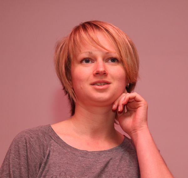 Анна Моисеенко. Фото Н.Четвериковой