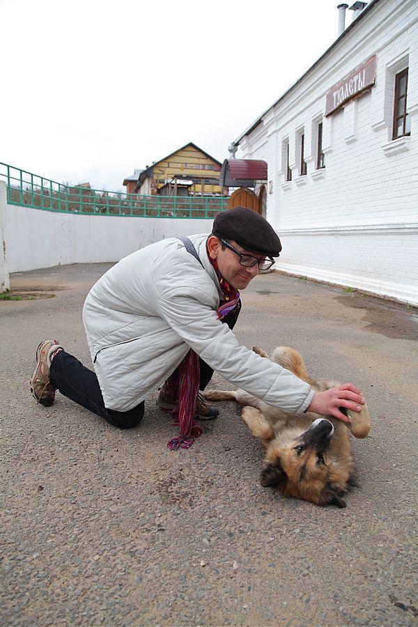 Денис Соловьев-Фридман. Фото Н.Четвериковой