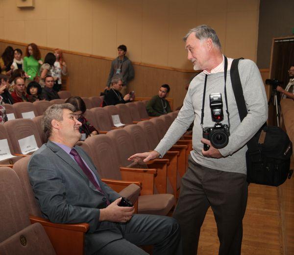 Игорь Гладнев. Фото Н.Четвериковой