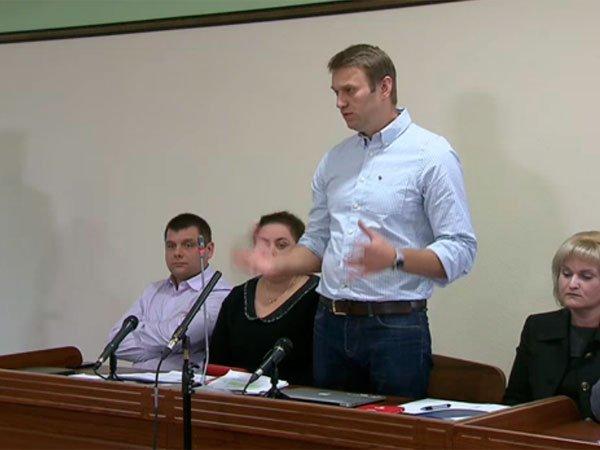 Навальный пожаловался вВерховный суд нанедопуск квыборам