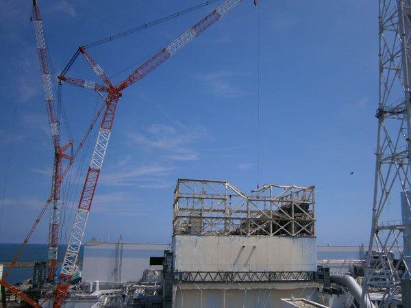 Найденное под «Фукусимой-1» отверстие ошеломило профессионалов