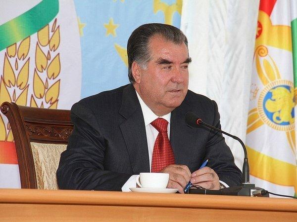 Эмомали Рахмон признан неприкасаемым основателем независимого Таджикистана