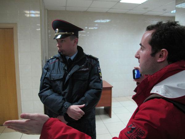 Алексей Потапушкин и Илья Воронцов