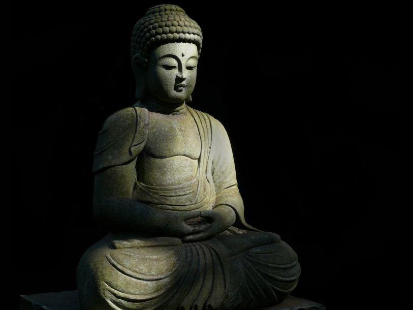 Как реагировал будда на оскорбление немного отдохнули