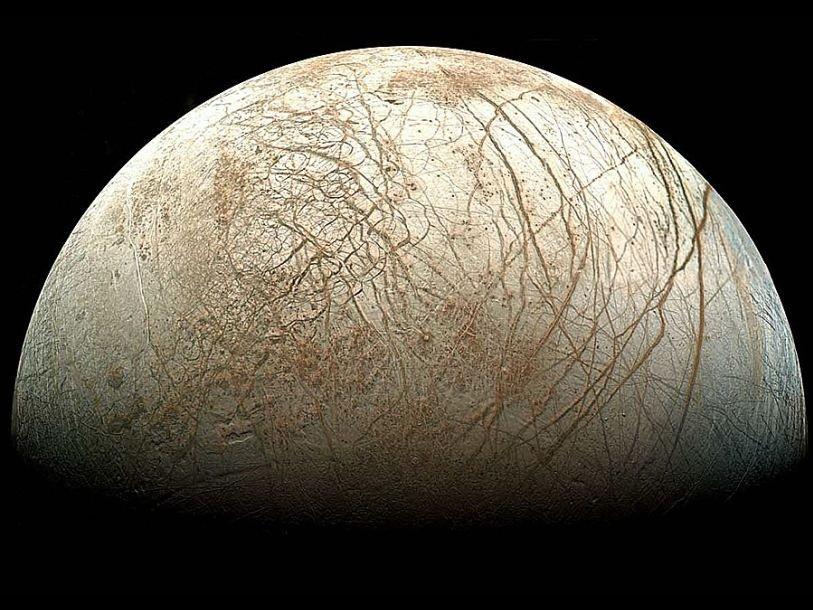 Аппарат Europa Clipper планируют запустить в космос в 2025 году