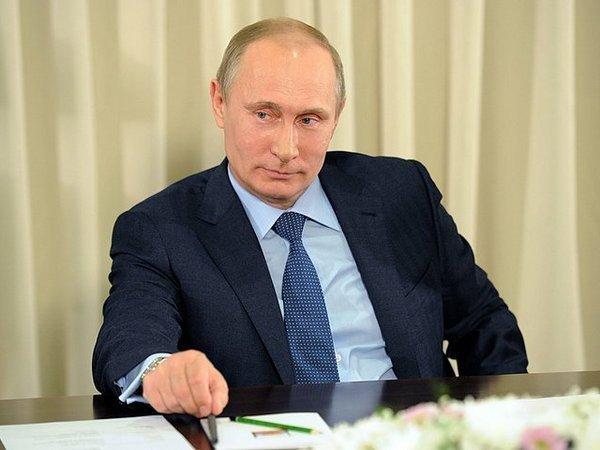 Украина не поздравила Путина с днем рождения