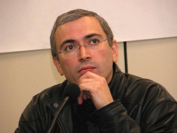 СКнеможет отыскать  Ходорковского заграницей