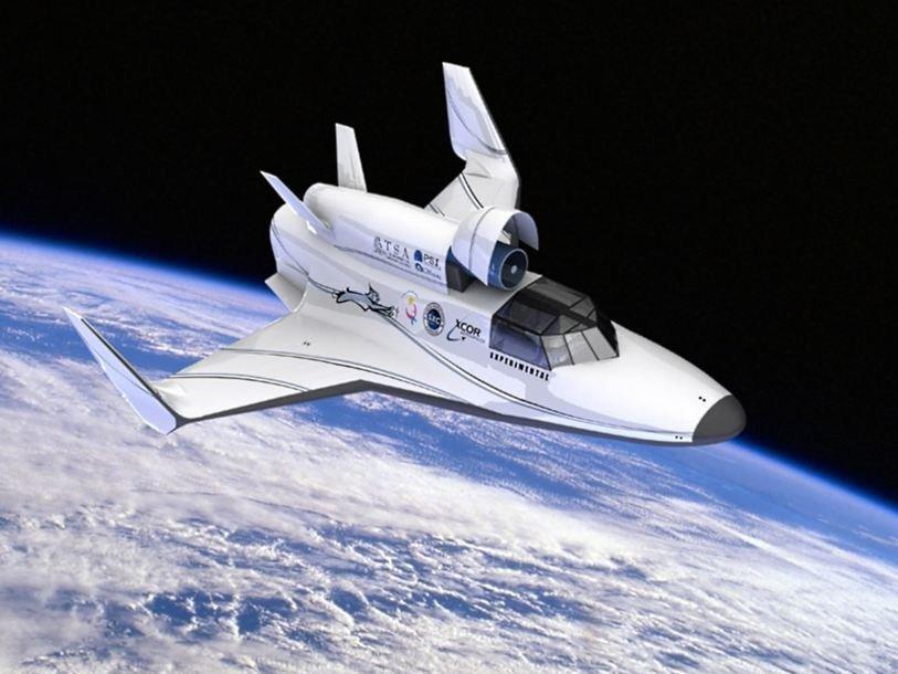 В конкурсе на космический полет