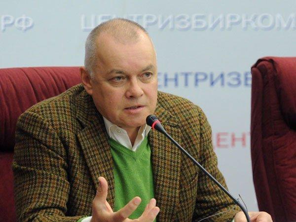 Киселев отреагировал наскандал вокруг лживого сюжета оевроскептиках— Это заусенцы