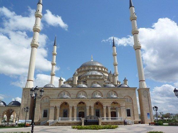 «Сердце Чечни»