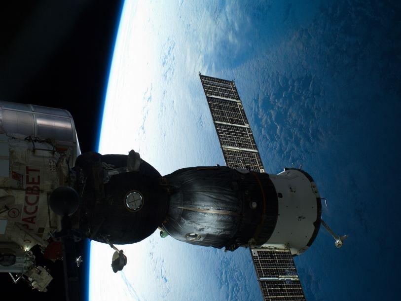 Экипаж МКС прибыл наЗемлю после 173 дней вкосмосе