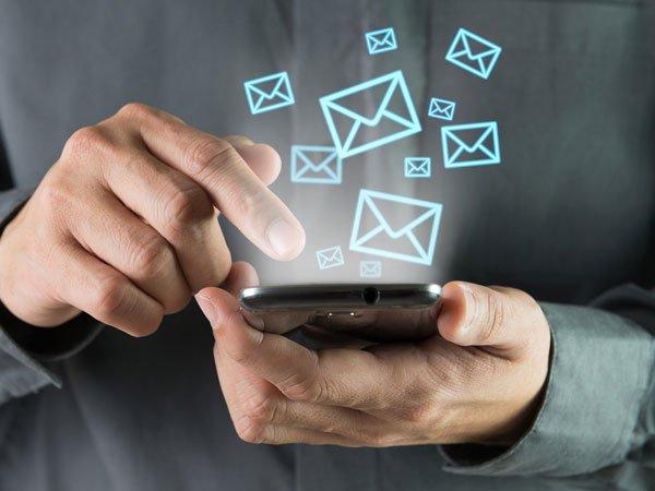 Рассылка SMS-спама