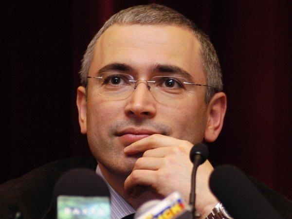 Ходорковский призвал граждан России идти навыборы иголосовать против В. Путина