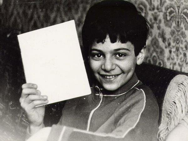 Артем Оганов, 1981 год