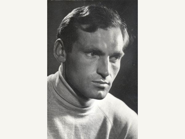 Леонид Пономарев в 1971 году