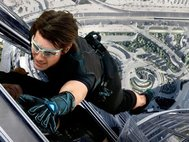 Кадр из фильма Mission Impossible: Ghost Protocol