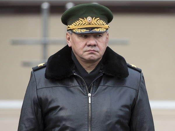 Российские вооруженные силы при Сергее Шойгу